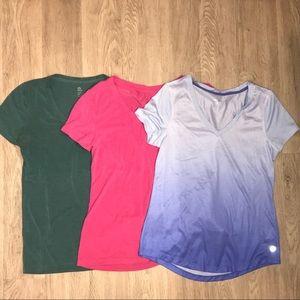 Athletic top bundle